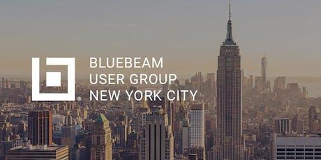 New York Bluebeam User Group (NYCBUG) tickets