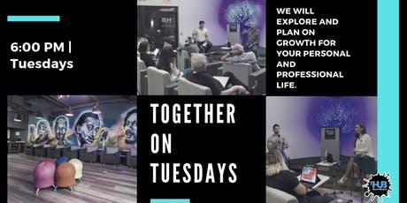 TOGETHER ON TUESDAYS tickets