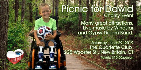 Charity Picnic tickets