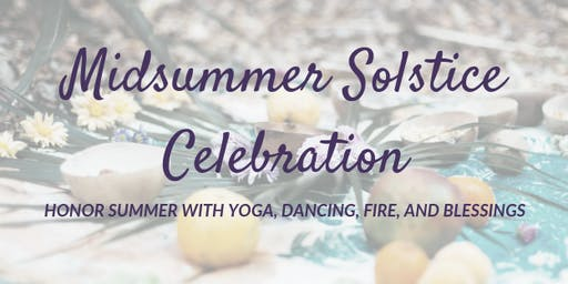 Midsummmer Solstice Celebration