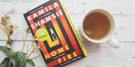 Book Club: Home Fire by Kamila Shamsie tickets
