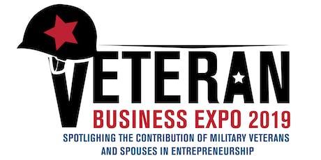 Veteran Business Expo 2019 - Frisco, Tx tickets