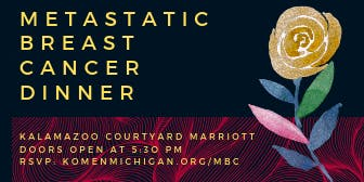 Metastatic Breast Cancer Dinner
