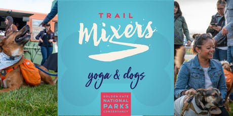 Trail Mixer: Yoga & Dogs Unite (Doga) tickets