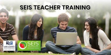 Lake County - SEIS Teacher Training  tickets