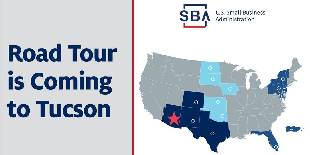 SBA Road Tour - Southern Arizona Tickets, Mon, Aug 12, 2019 at 7:30 ...