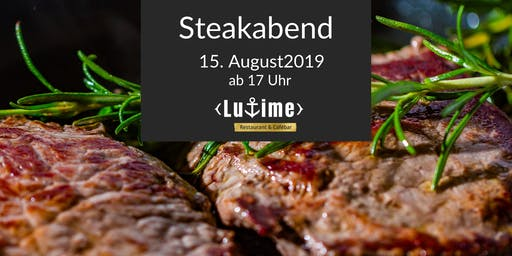 LuTime Steakabend in Ludwigshafen