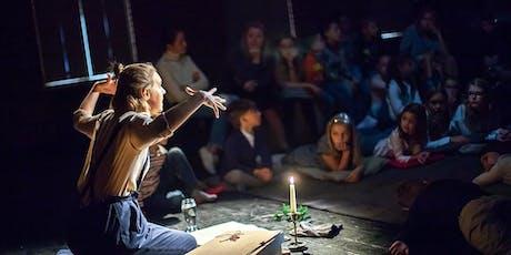Детский интерактивный спектакль «Таинственная история с привидениями» Tickets