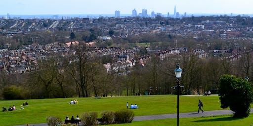 History walk around Alexandra Park...