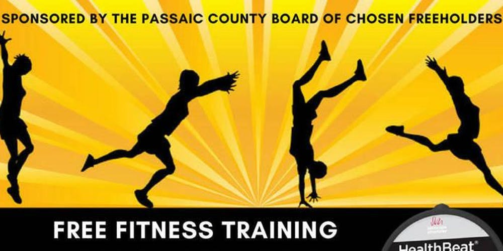 306d87987 Free Fitness Training in the Park Tickets