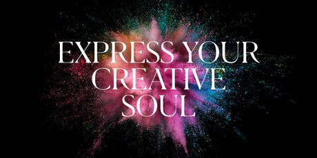 Express your Creative Soul June 27th tickets