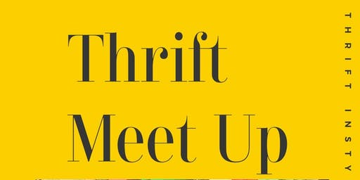 Thrift inStyle: DFW Meet-up