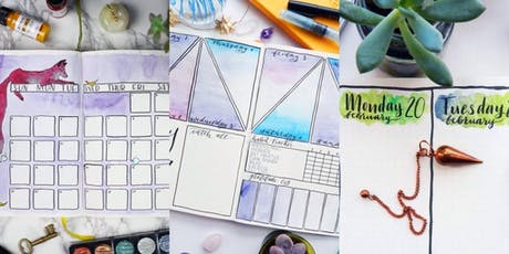 Bullet Journaling  tickets