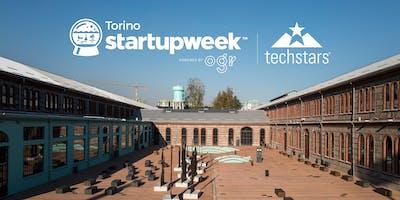 Techstars Startup Week Torino powered by OGR