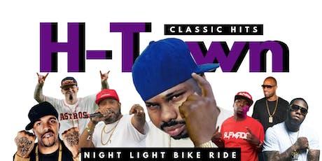 H-Town Classic Hits  |  Night Light Bike Ride tickets