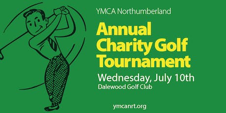 YMCA Northumberland Annual Charity Golf Tournament tickets