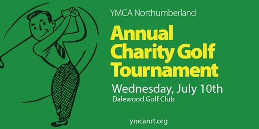 YMCA Northumberland Annual Charity Golf Tournament