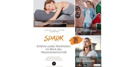 SPARK - Erfahre uralte Weisheiten im Blick der Neurowissenschaft  Tickets