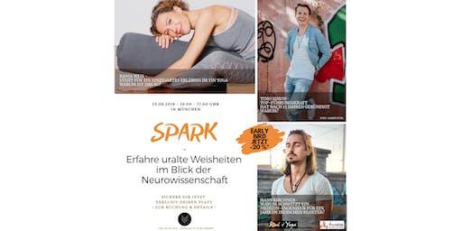 SPARK - Erfahre uralte Weisheiten im Blick der Neurowissenschaft