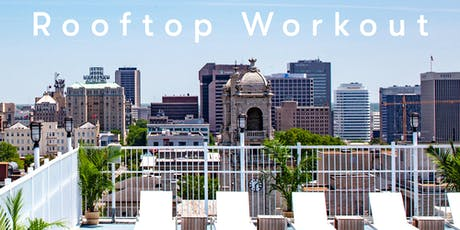 July Rooftop Wine Workout  tickets