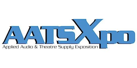 AATSXpo'20 tickets