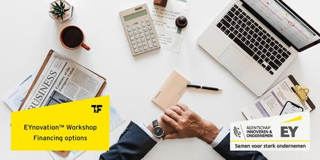 EYnovation™ Workshop: Find the right financing options for your business! billets