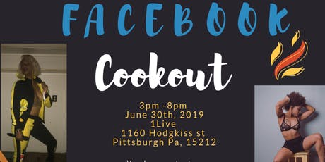 2k19 Facebook Cookout !!!!! tickets