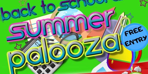 Summer Palooza_Back To School Drive
