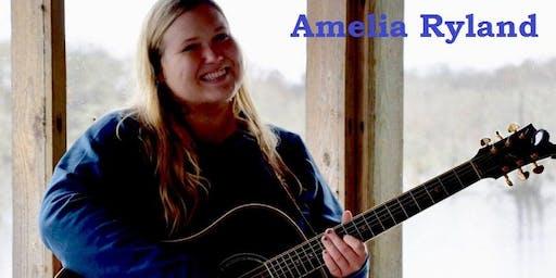 Amelia Ryland: Sat Night Live Music 6/29 6p at La Divina
