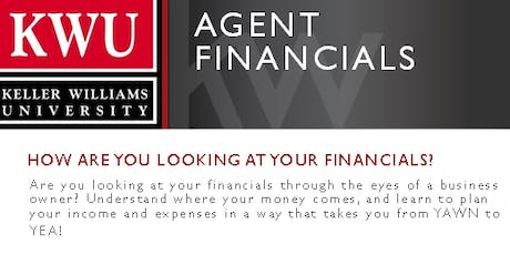 Agent Financials w/ Matt Fetick tickets