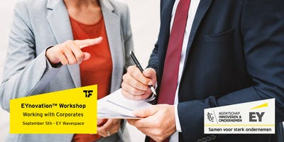 EYnovation™ Workshop: Working with Corporates