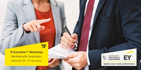 EYnovation™ Workshop: Working with Corporates tickets
