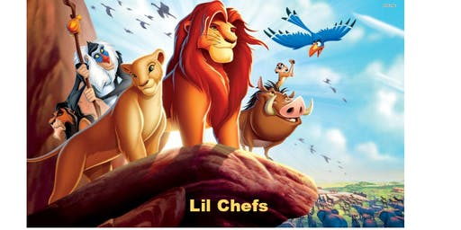 Lil Chefs - Lion King Edition