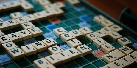 Scrabble Social tickets