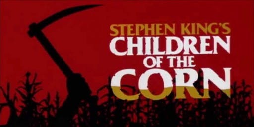 Children Of The Corn Showing with actor Courtney Gains