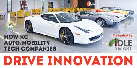 Startland's Innovation Exchange: How KC Auto/Mobility Tech Companies Drive Innovation tickets