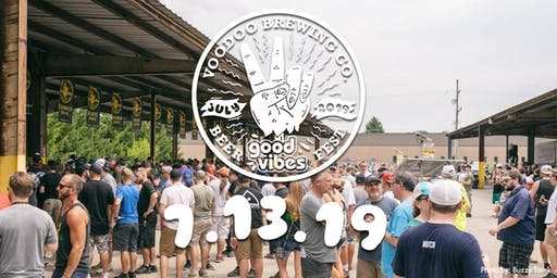 good vibes Beer Fest 2019