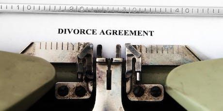 Divorce 101- Part A: Information, Strategies & Tips tickets