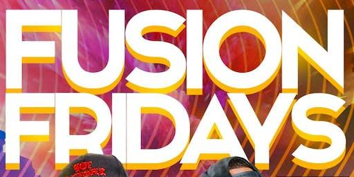 Fusion Fridays NYC Reggae Soca Kompa