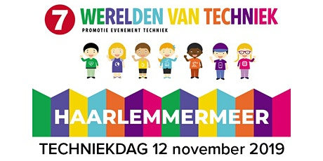 PET Techniekdag Haarlemmermeer en Bollenstreek 2019 tickets