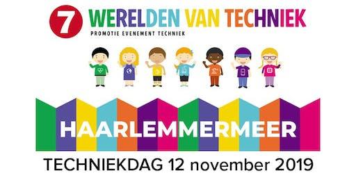 PET Techniekdag Haarlemmermeer en Bollenstreek 2019