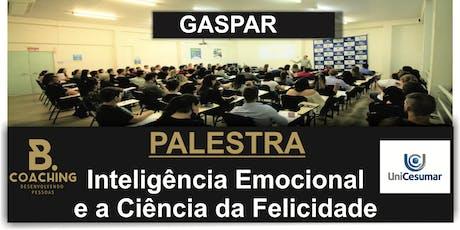Palestra | Inteligência Emocional e a Ciência da Felicidade ingressos