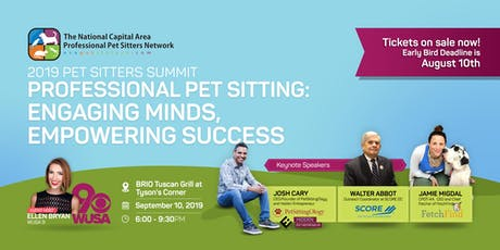 Professional Pet Sitting: Engaging Minds, Empowering Success - Hosted By NCAPPSN tickets