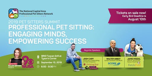 Professional Pet Sitting: Engaging Minds, Empowering Success - Hosted By NCAPPSN