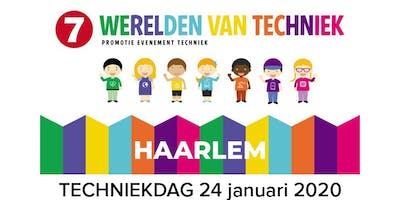 PET Haarlem Techniekdag 2020