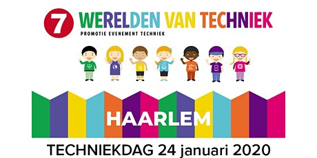 PET Haarlem Techniekdag 2020 tickets