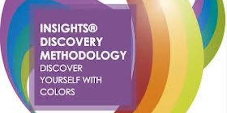 Insights Discovery - Leadership Development Workshop tickets