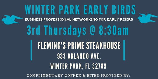 Winter Park Early Birds