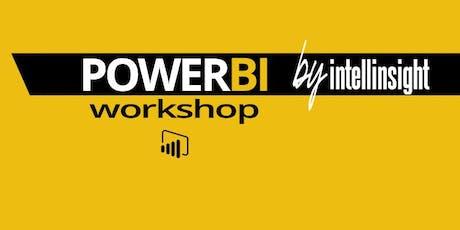 Analyzing Data with Power BI tickets