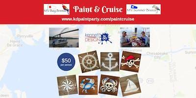 Paint & Cruise - MV Bay Breeze